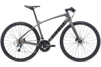 Giant - Crossbikes-Fitnessbikes - Giant FastRoad Advanced - 2021 - 28 Zoll - Diamant