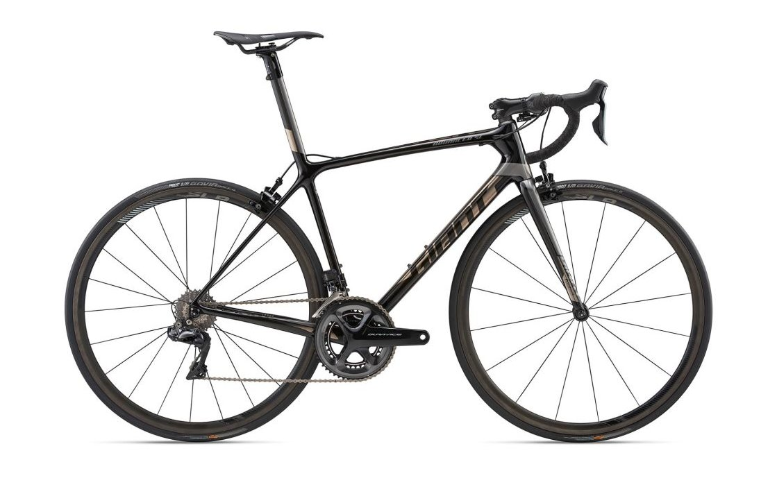 Giant TCR Advanced SL 0 - Dura Ace Di2 - 2018 - 28 Zoll - Diamant