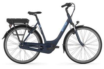 Damen - E-Bike-Pedelec - Gazelle Paris C7 HMB - 400 Wh - 2021 - 28 Zoll - Tiefeinsteiger