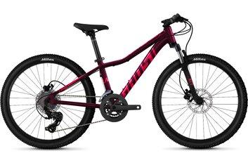"""Mädchen - Kinderfahrräder - Ghost Lanao 24"""" Essential AL W - 2021 - 24 Zoll - Damen Sport"""