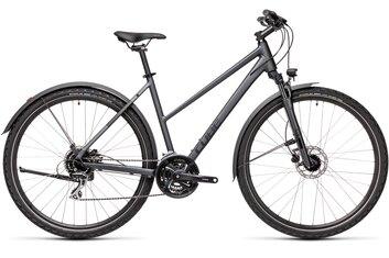 2021 - Crossbikes-Fitnessbikes - Cube Nature Allroad - 2021 - 28 Zoll - Damen Sport