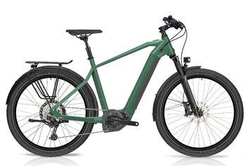 E-Bike-Pedelec - Hoheacht Pasio Tereno - 625 Wh - 2021 - 27,5 Zoll - Diamant