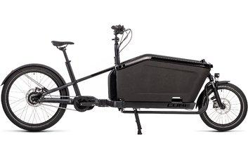 Cube - Lastenfahrräder - Cube Cargo Hybrid - 500 Wh - 2021 - 27,5 Zoll - Sonstiges