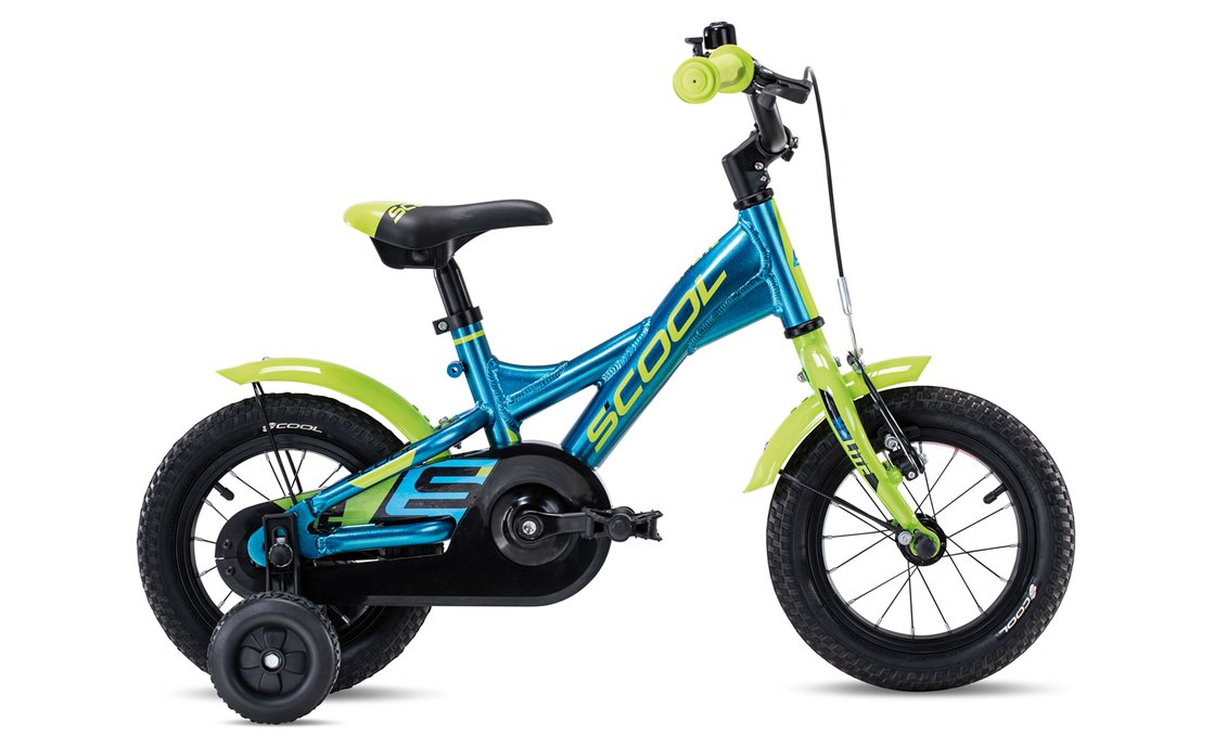 S'cool XXlite alloy 12 - 2021 - 12 Zoll - Y-Form
