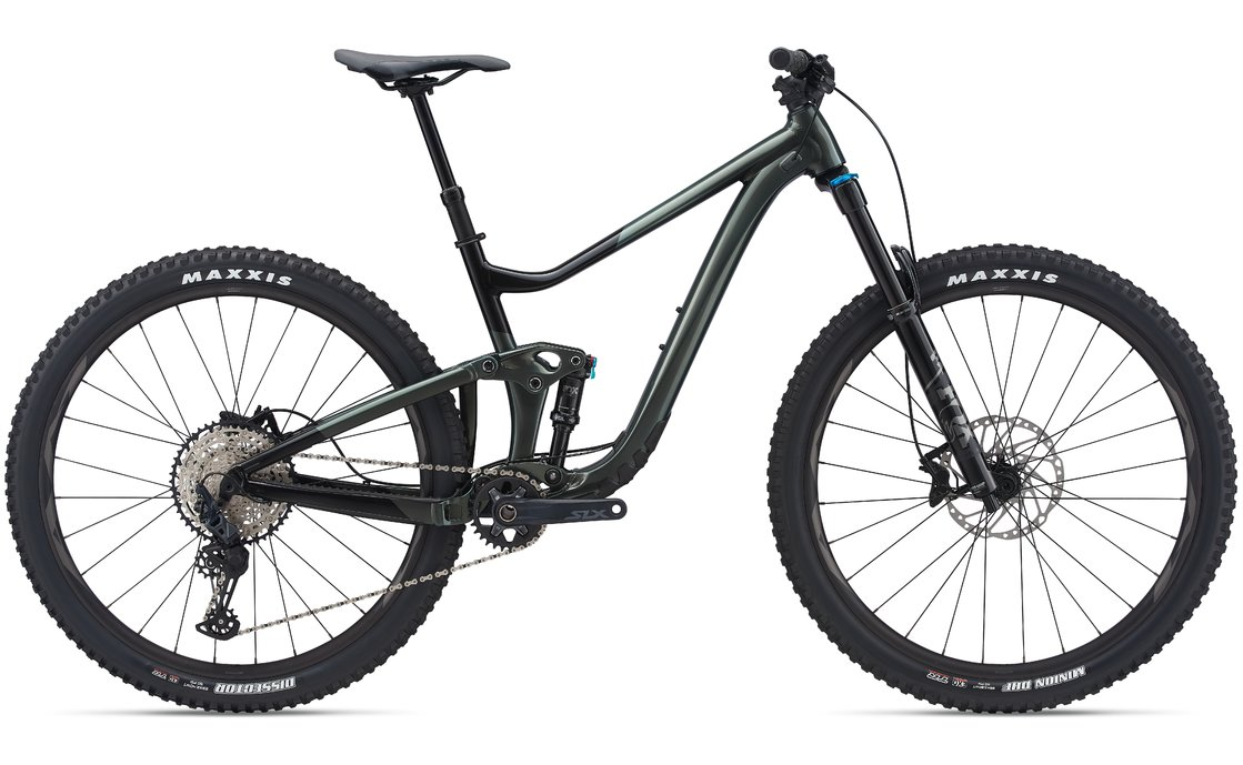 Giant Trance X 2 - 2021 - 29 Zoll - Fully