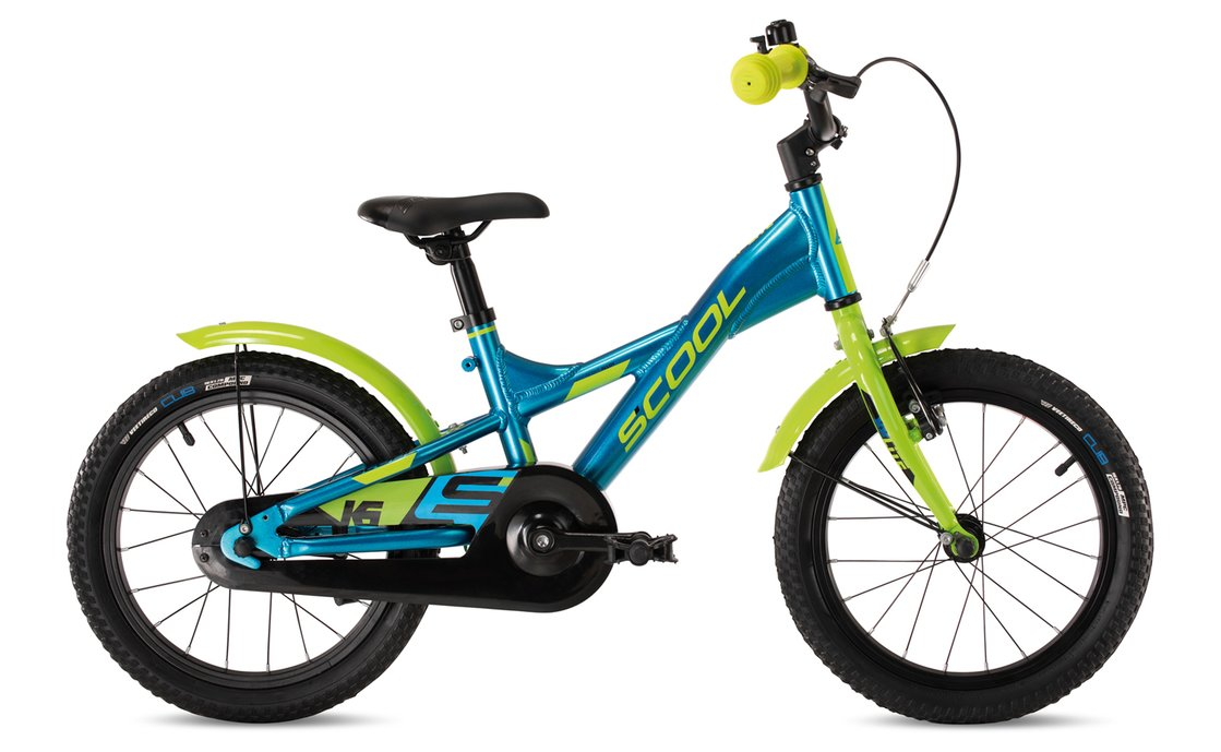 S'cool XXlite alloy 16 - 2021 - 16 Zoll - Y-Form
