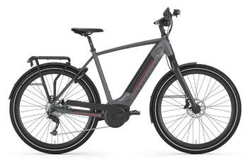 Gazelle - E-Bike Trekking - Gazelle Ultimate T10 HMB - 500 Wh - 2020 - 28 Zoll - Diamant
