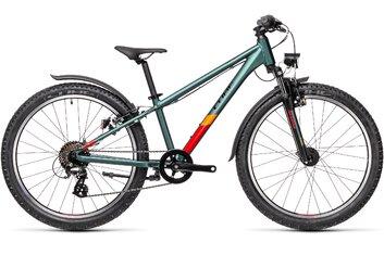 Kinderräder mit StVZO Ausstattung - Cube Acid 240 Allroad - 2021 - 24 Zoll - Diamant