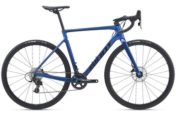Giant - Cyclocross - Giant TCX Advanced Pro 2 - 2021 - 28 Zoll - Diamant
