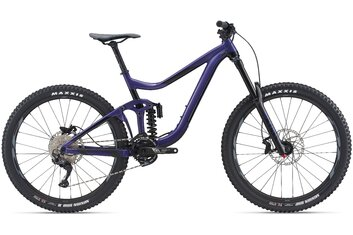 Downhill-Freeride - Giant Reign SX - 2021 - 27,5 Zoll - Fully