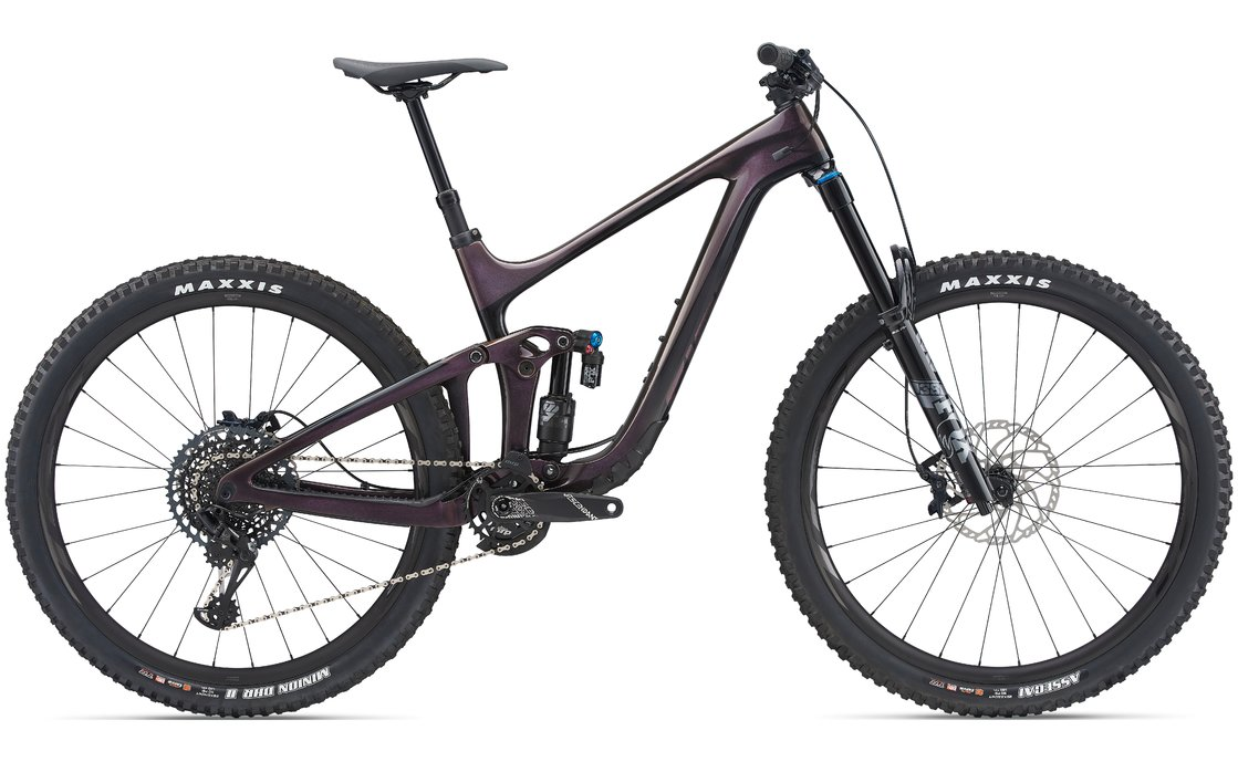 Giant Reign Advanced Pro 1 - 2021 - 29 Zoll - Fully