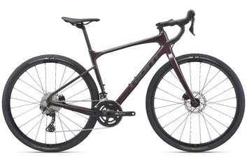Giant - Gravel Bikes - Giant Revolt Advanced 2 - 2021 - 28 Zoll - Diamant