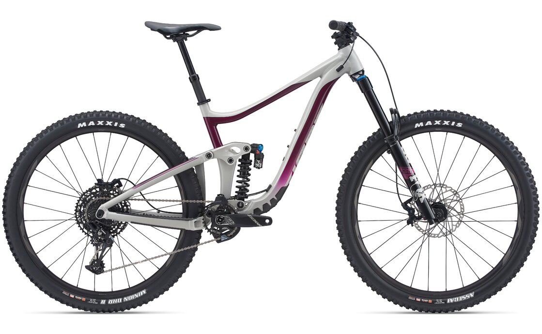 Giant Reign 29 SX - 2021 - 29 Zoll - Fully