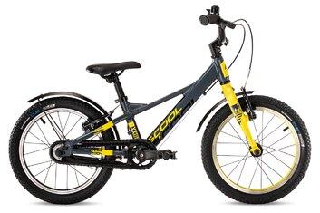 Kinderfahrräder mit Stützrädern - S'cool XXlite EVO 16 - 2021 - 16 Zoll - Y-Form