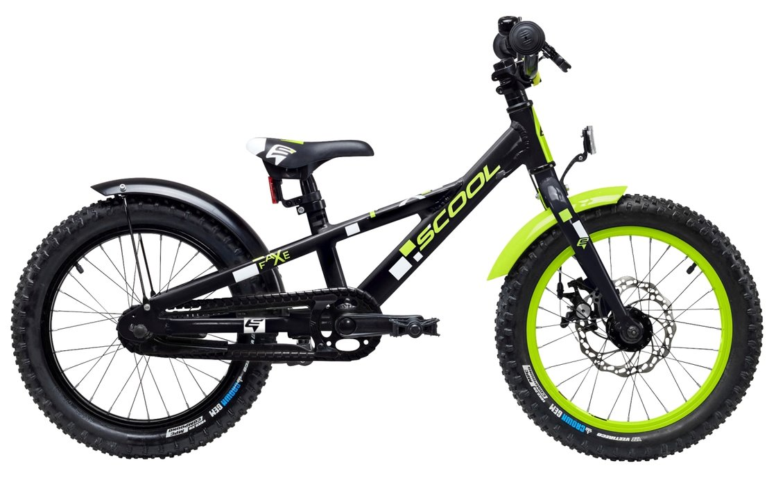 S'cool faXe Alloy 16 - 2019 - 16 Zoll - Y-Form
