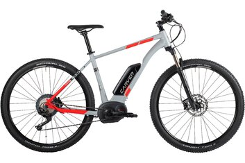 2018 - E-Bike-Pedelec - Carver Strict E.330 - 500 Wh - 2018 - 29 Zoll - Diamant