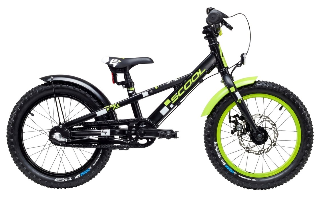 S'cool faXe Alloy 16 3-S - 2020 - 16 Zoll - Y-Form