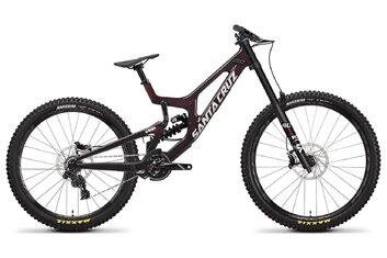 Santa Cruz - Downhill-Freeride - Santa Cruz V10.7 CC MX S-Kit - 2021 - 29/27,5 Zoll - Fully