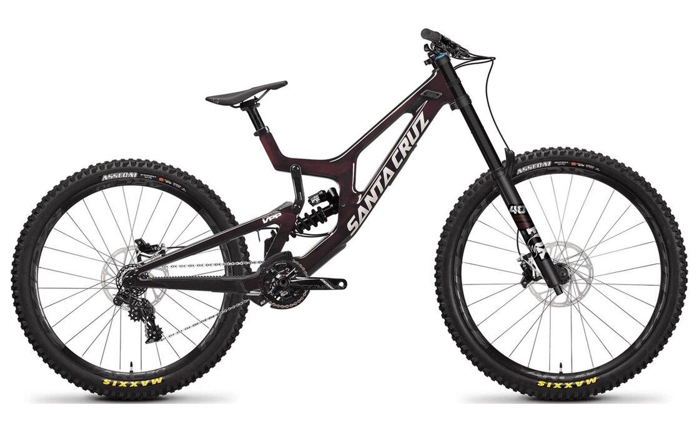 Santa Cruz V10.7 CC MX S-Kit - 2021 - 29/27,5 Zoll - Fully