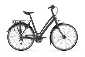 Gazelle - Trekkingräder - Gazelle Chamonix T27 - 2022 - 28 Zoll - Tiefeinsteiger