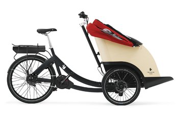 Triobike - Triobike Taxi Mid Drive - 468 Wh - 2020 - 26 Zoll - Sonstiges