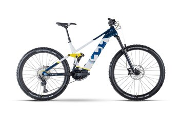 Shimano Steps - E-Bike-Pedelec - Husqvarna Mountain Cross 5 - 630 Wh - 2021 - 29 Zoll - Fully