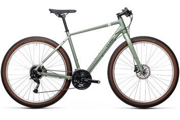 Cube - Crossbikes-Fitnessbikes - Cube Hyde - 2021 - 28 Zoll - Diamant