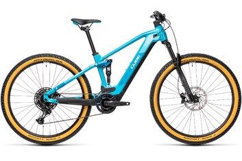 E-Bike-Pedelec - Cube Stereo Hybrid 120 Pro 625 - 625 Wh - 2021 - 29 Zoll - Fully