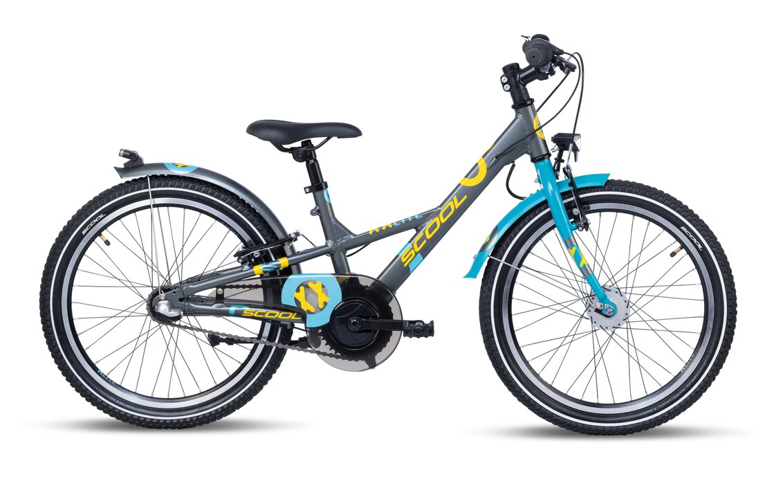 S'cool XXlite alloy 20-3 - 2021 - 20 Zoll - Y-Form