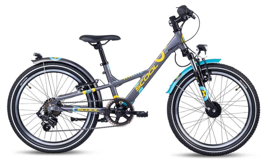 S'cool XXlite alloy 20-7 - 2021 - 20 Zoll - Y-Form