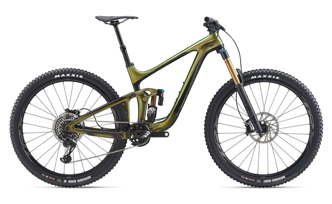 Giant Reign Advanced Pro 29 0 - 2020 - 29 Zoll - Fully