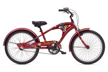 Electra - 2020 - Citybike - Electra Firetail 3i - 2020 - 20 Zoll - Cruiser