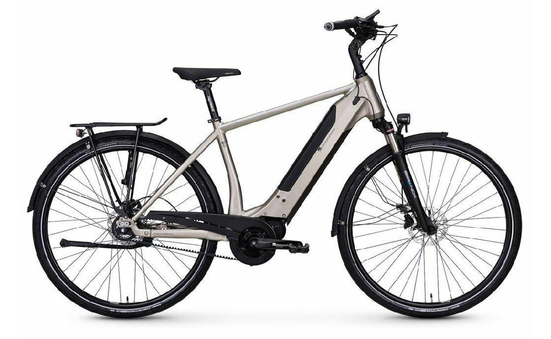 E-Bike Manufaktur 5NF - 600 Wh - 2019 - 28 Zoll - Diamant