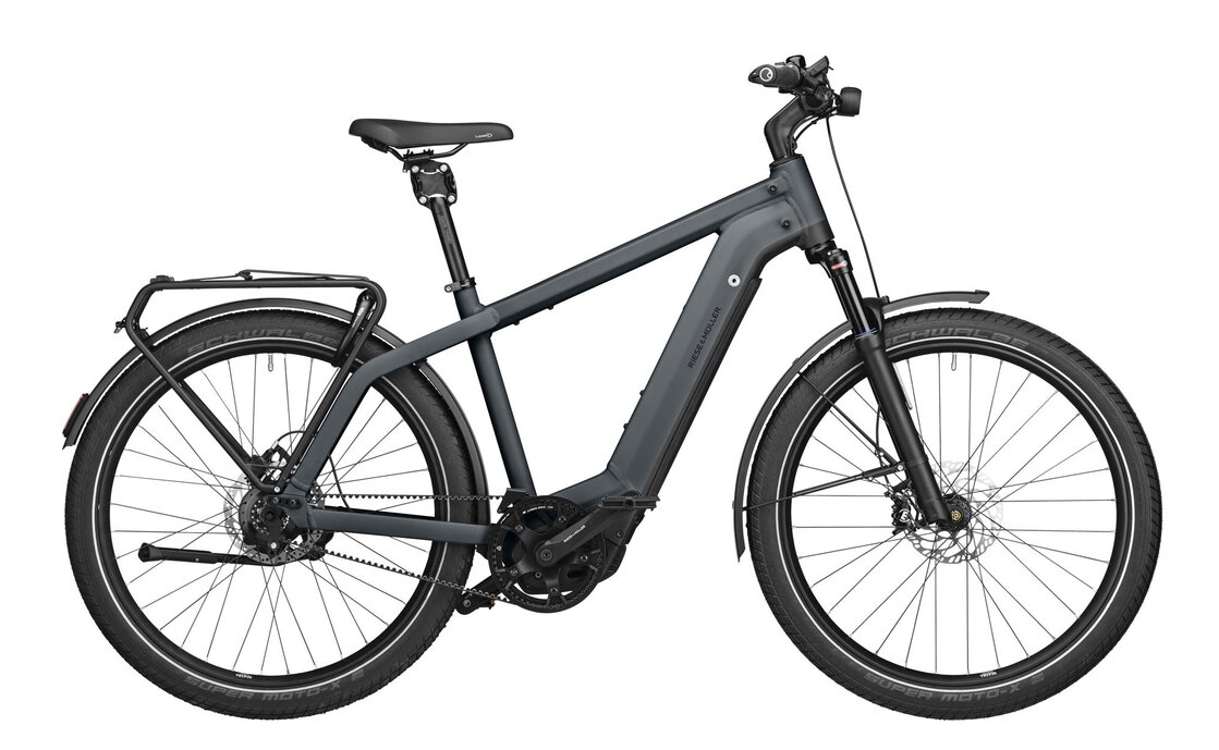 Riese und Müller Charger3 GT rohloff - 625 Wh - 2021 - 27,5 Zoll - Diamant