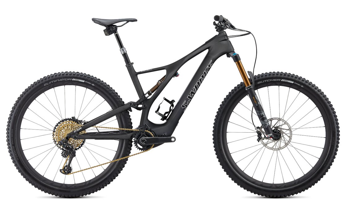 Specialized S-Works Levo SL Carbon - 320 Wh - 2020 - 29 Zoll - Fully
