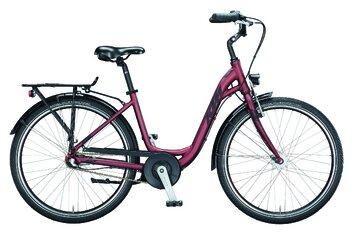 KTM - Citybike - KTM City Fun 26 - 2021 - 26 Zoll - Tiefeinsteiger