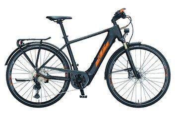 Herren - KTM - E-Bike Trekking - KTM Macina Sport 610 - 625 Wh - 2021 - 28 Zoll - Diamant
