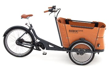 Babboe - Babboe Curve Mountain - 500 Wh - 2020 - 26 Zoll - Sonstiges