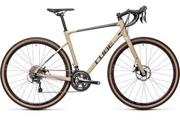 Shimano Tiagra - Cyclocross - Cube Nuroad Pro - 2021 - 28 Zoll - Diamant