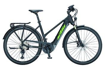 Damen - KTM - E-Bike Trekking - KTM Macina Sport 620 - 625 Wh - 2021 - 28 Zoll - Damen Sport
