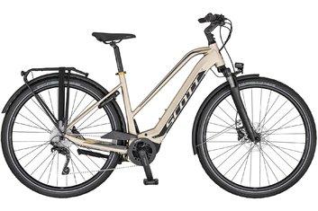 Scott - E-Bike Trekking - Scott Sub Tour eRIDE 10 Lady - 625 Wh - 2020 - 28 Zoll - Damen Sport