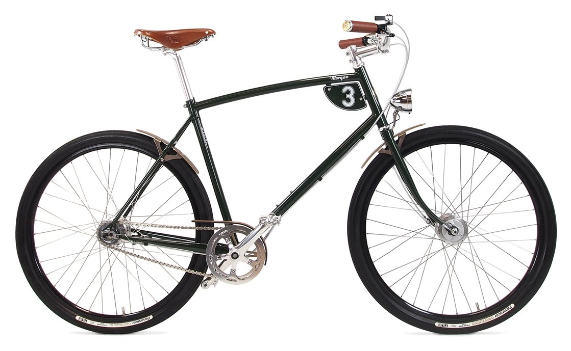 Pashley-Morgan 3 - 2019 - 27,5 Zoll - Diamant