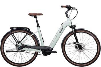 Kettler - E-Bike-Pedelec - Kettler Quadriga P5 Belt RT - 500 Wh - 2021 - 28 Zoll - Tiefeinsteiger