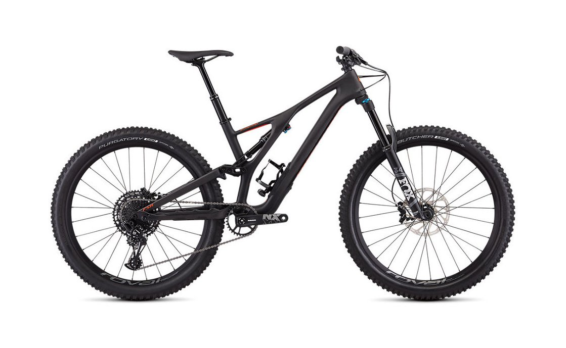 Specialized Stumpjumper FSR Comp Carbon 12-spd - 2019 - 27,5 Zoll - Fully