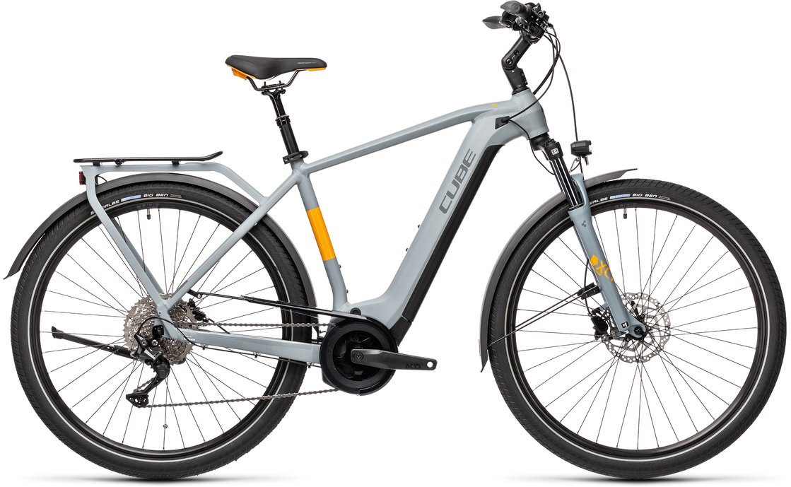 Cube Touring Hybrid Pro 625 - 625 Wh - 2021 - 28 Zoll - Diamant