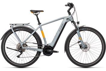 Cube - E-Bike Trekking - Cube Touring Hybrid Pro 500 - 500 Wh - 2021 - 28 Zoll - Diamant