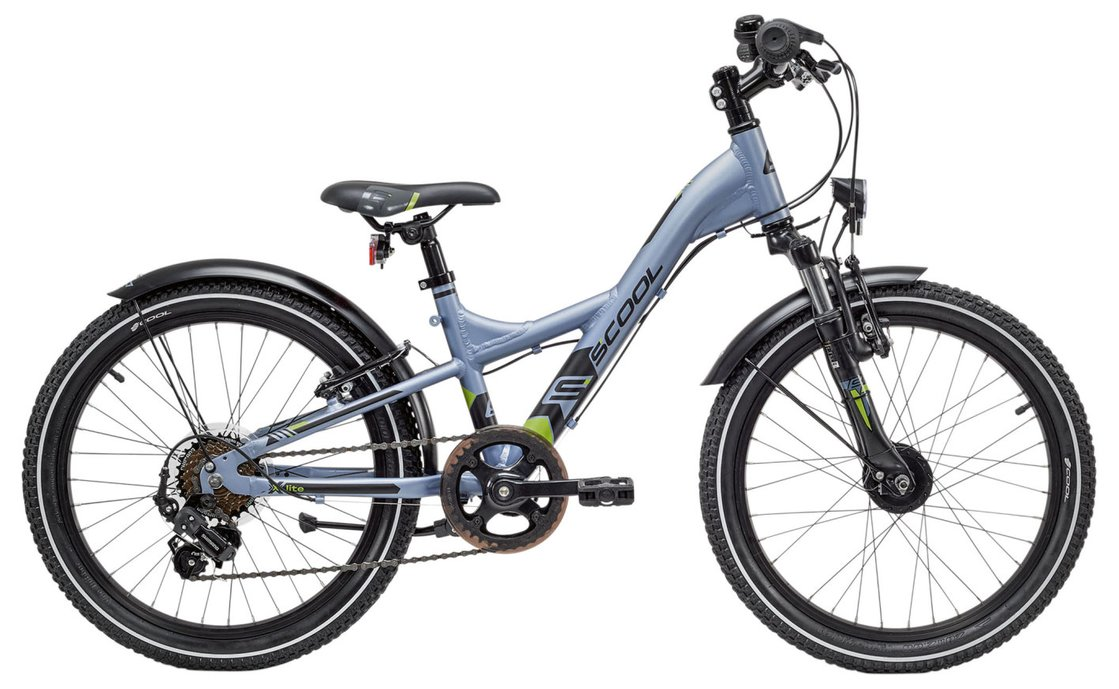S'cool XXlite Alloy 20 7-S - 2019 - 20 Zoll - Y-Form