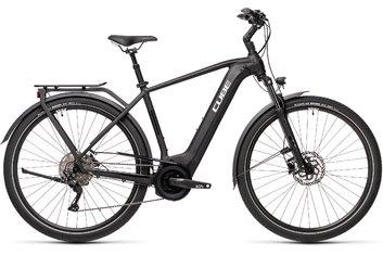 Herren - Cube - E-Bike Trekking - Cube Touring Hybrid Pro 500 - 500 Wh - 2021 - 28 Zoll - Diamant