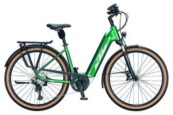Damen - KTM - Fahrräder - KTM Macina Style 620 - 625 Wh - 2021 - 28 Zoll - Tiefeinsteiger