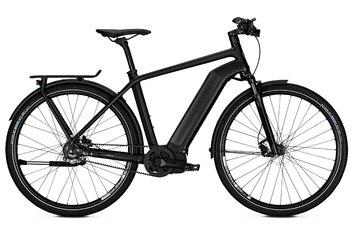 Impulse Evo RS - E-Bike-Pedelec - Kalkhoff Integrale Excite i8 - 603 Wh - 2018 - 28 Zoll - Diamant